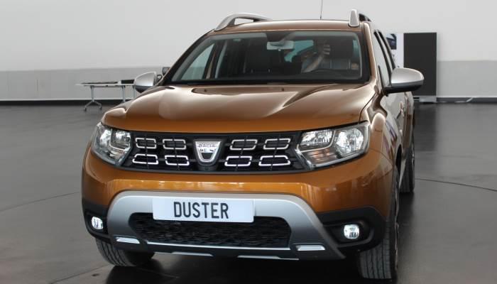 Цены на Дастер в новом кузове в Европе