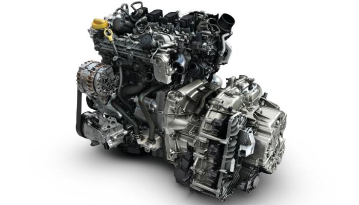 Новый двигатель Дастер 2