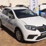 Российское подразделение Рено показало Renault Logan со штатным газобаллонным оборудованием (ГБО)