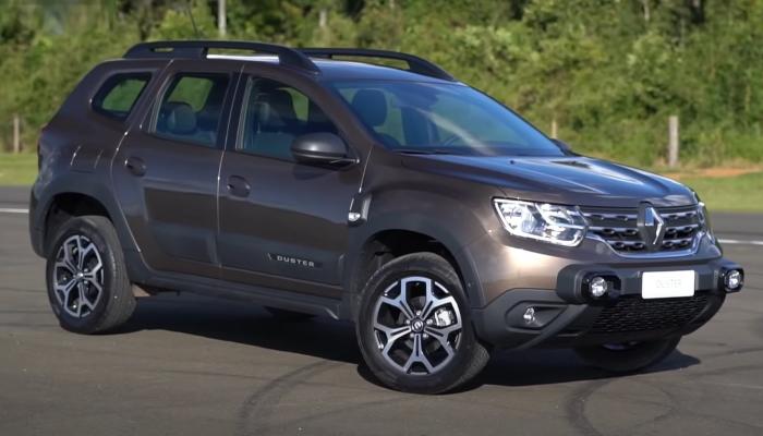 Новый Renault Duster 2021 фотографии