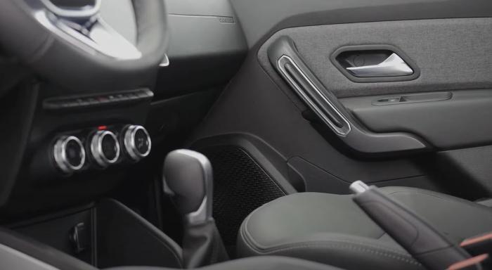 Новый Renault Duster 2021 фотографии салона