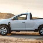 Новый Дастер пикап фото, цена, технические характеристики Duster Pick-Up 2021 модельного года