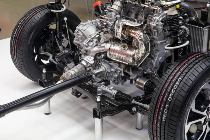 Технические характеристики нового Дастера 2021 модельного года